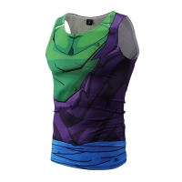Buy cheap Customized Screen Printing Dragon Ball Z Graphic Tees Shirts from wholesalers