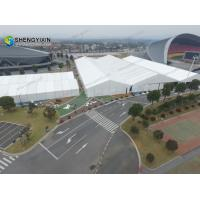 Steel Structure Temporary Outdoor Industrial Tent For Store Manufacturer In China for sale
