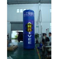 Wholesale Oxford 4m Advertising Helium Balloons Custom Inflatable Pillar For Trade Show from china suppliers