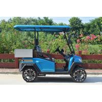 Wholesale Fuel Type Electric Golf Vehicle / 2 Seater Golf Buggy 1 Year Warranty from china suppliers