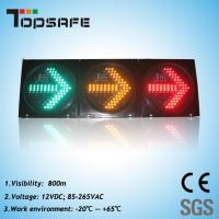 """Wholesale 200mm (8"""") Traffic Light with 3 Arrows (TP-FX200-3-203) from china suppliers"""