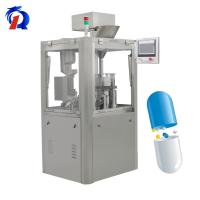 Wholesale Rotary Design Automatic Capsule Filling Machine Hard Gelatin Capsule Machine from china suppliers