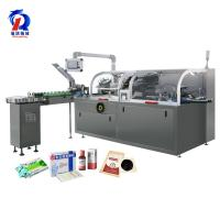 Wholesale Horizontal Auto Carton Box Packing Machine For Electronic Cigarette Oil Custom from china suppliers