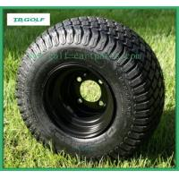 Wholesale 8 Inch Black Golf Cart Wheels And Tires Utility Cart Tires CE Certification from china suppliers
