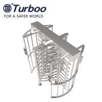 Wholesale 100-240V G536 Full Height Turnstile Gate SUS304 Material RS485 Automatic Access Control from china suppliers