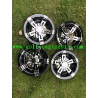 "Wholesale Electric And Gas Golf Cart Parts 8inch Wheel Cover , Universal 8"" Sport Wheel Cover from china suppliers"