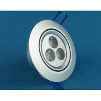 Wholesale 60 Degree 3w Dimmable Led Downlight Epistar , Led Ceiling Down Light 270lm from china suppliers