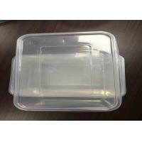 Wholesale Lightweight Plastic Packaging Products Vacuum Formed Trays For Foods from china suppliers