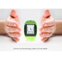 Wholesale SOS Key Video Photo Audio GPS Tracker Watch SIM TF LBS Positioning from china suppliers