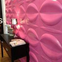 Wholesale 3D Embossed Wall Panel from china suppliers