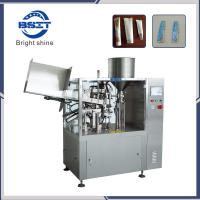China Manufacturer China Body Lotion Soft Tube Filling Sealing Machine with Ce on sale
