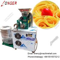 Wholesale Automatic Corn Noodles Making Machine, Corn Noodle Extruder Machine from china suppliers