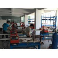 China Programmable Plasma Cutter Portable Profile Gas Cutting Machine Automatic Control on sale
