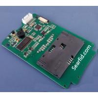 China RFID Contact and contactless dual interface Reader Module on sale
