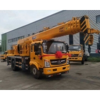 Wholesale 6T Mobile Construction Cranes For Highway Project from china suppliers