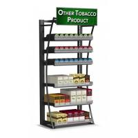Wholesale Steel Frame Cigarette Display Cabinet Overhead Cigarette Dispenser For Smoke Shop from china suppliers
