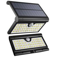 Wholesale Foldable Solar Lights Outdoor 42LED,Motion Sensor IP65 Waterproof Solar Lights,Solar Security Light,LED Cmaping Lights from china suppliers