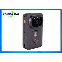 Wholesale Megapixel Audio Video Recorder 32G Memory Storage Battery IR 4G Body Worn Camera from china suppliers