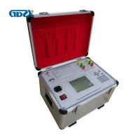 Wholesale LV Short Circuit Impedance And Winding Distortion Tester For Transformer from china suppliers
