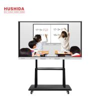 China H2 65 Inch All In One PC Whiteboard 3840 X 2160p Touch Screen Windows System on sale