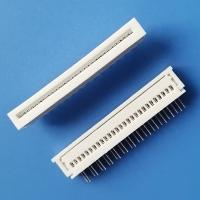 Buy cheap fpc connector 1.25mm pitch 27pin ZIF DIP Type with POSITIVE NEEDLE PCB LAYOUT from wholesalers