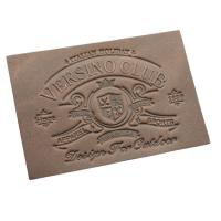 Wholesale Promotional Custom Clothing Labels Laser Engraved Silk Screen Printed Advertising from china suppliers