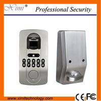 Wholesale Fingerprint Door Lock Without Handle Keypad Fingerprint Access Control System from china suppliers