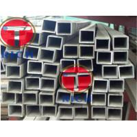 China ASTM A554 316 304 Square Steel Tubing / Durable Astm Stainless Steel Pipe on sale