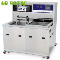 Wholesale 3600Watt 360L Industrial Ultrasonic Cleaner For Oil / Gas Diesel Tank from china suppliers