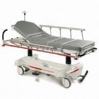 Wholesale Hospital Patient Transport Trolley/Stretcher for Labor-saving and Convenient Transport Efficiency from china suppliers