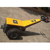 Quality 3300lbs Stable Walk Type Small Electric Tractor With Solid Rubber Tires CE TUV for sale