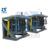China Copper Electromagnetic Induction Melting Furnace on sale