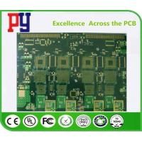 Wholesale 10% Impedance Fr4 Printed Circuit Board High TG170 Immersion Gold PCB 1OZ Copper from china suppliers