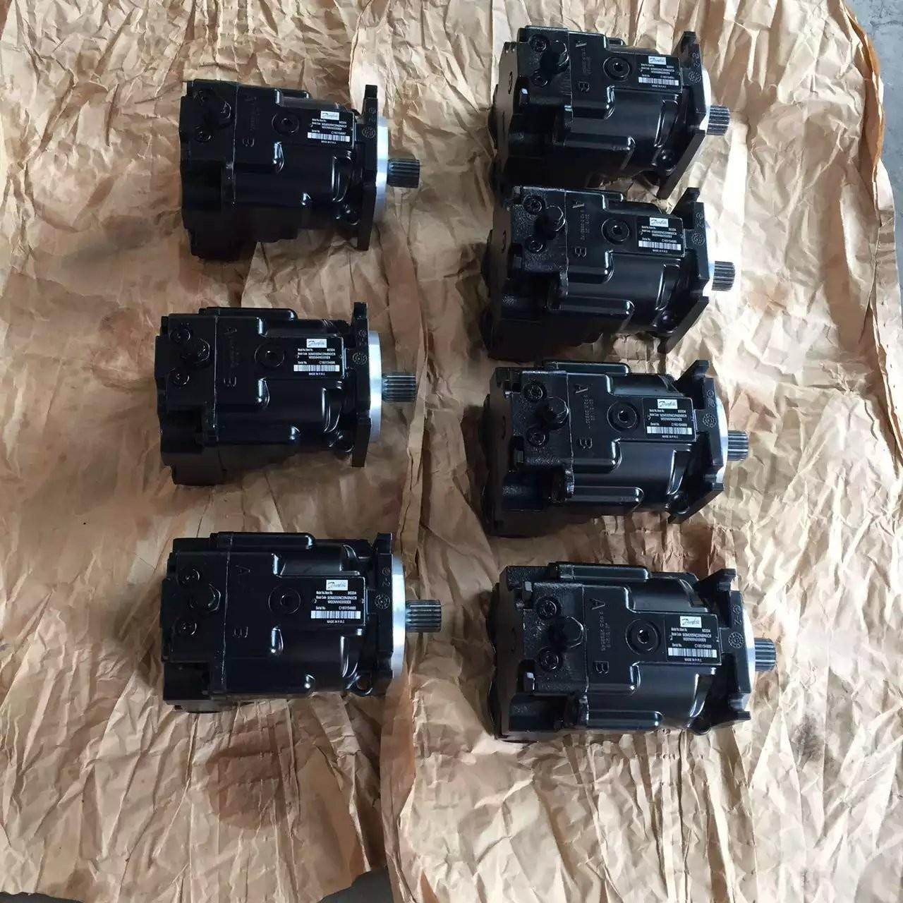 Wholesale 90m75 90M55 90M100 danfoss hydraulic motor For Loader and Paver from china suppliers