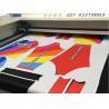 Buy cheap Custom Cnc Cloth Cutting Machine , Laser Cutting Machine For Textile & Garment from wholesalers