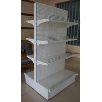 SGL-C01 Custom Supermarket Display Fixtures Grocery Store Shelving Units