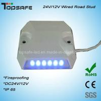 Wholesale CE and RoHS Approved Plastic Wired Tunnel Road Stud from china suppliers