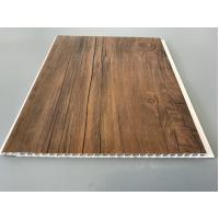 Wholesale 10 Inch Wooden laminate ceiling panels Thickness 7.5mm For Ceiling from china suppliers