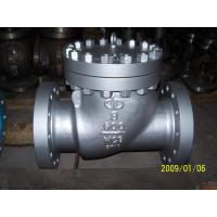 Wholesale Handwheel / gear / electric / pneumatic actuator, Class 150 / 300 / 600 WCB globe valve from china suppliers