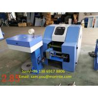Small carding machine for wool and cotton sample sliver making machine