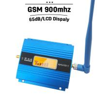 Wholesale Cheap price with lcd screen gsm 900Mhz mobile signal repeater amplifier booster from china suppliers