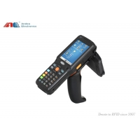 Wholesale 30cm Android 7.0 Handheld RFID Reader Terminal Mobile device from china suppliers