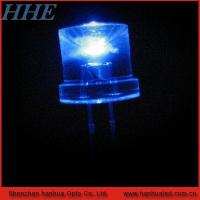 Wholesale 8mm Blue Flat Top LED Diode (CE&RoHS) from china suppliers