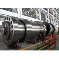 Wholesale Electric Machinery Hydraulic Turbine Main Shaft Forging 100T OEM , High Precision from china suppliers