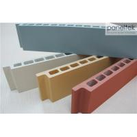 30mm Thickness Terracotta Rainscreen Cladding For Building Facade Materials