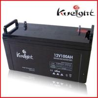 deep cycle gel battery 12v 100ah of item 95799768. Black Bedroom Furniture Sets. Home Design Ideas