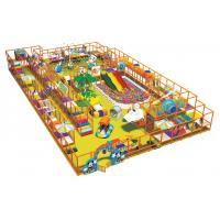 Wholesale Indoor Child Playground Equipments with Oceanball Pool Bounces A-08801 from china suppliers