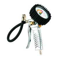 Wholesale Mechanical gauge Tire Inflating Gun Spray Tools For Blow Dust Away Chrome Plated Color from china suppliers