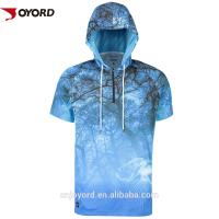 Wholesale Professional Custom Fishing Jerseys Skin Friendly Loose Cut Fit High Resolution  Sublimation from china suppliers