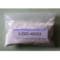 Wholesale Oral Lgd 4033 SARMs Ligandrol Enhances Strength Boosting , Lgd 4033 Bodybuilding / Supplement from china suppliers